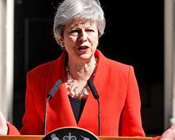 特蕾莎•梅辞去首相一职,金融市场会有何变化?