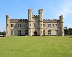 入住英格兰城堡 实现王子和公主的童话梦