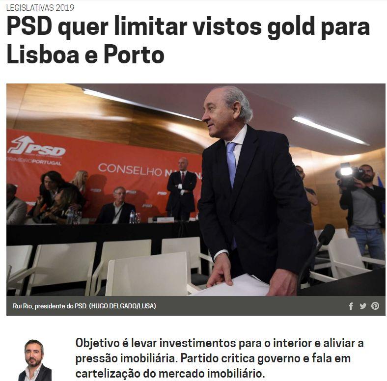 限制购房移民数量?!还不知道35万欧基金投资也可以移民葡萄牙那就太危险了