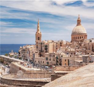 马耳他很小,但有小国优势