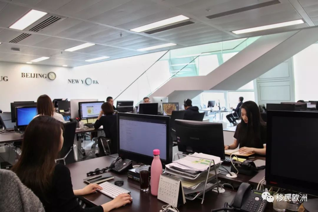跟着相机的镜头,一起来参观瑞麟集团——驻伦敦办公室