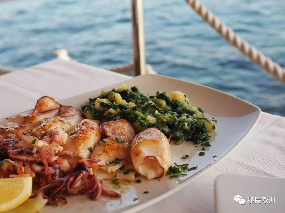 我带着你,你带着好胃口,一起吃遍克罗地亚的美食