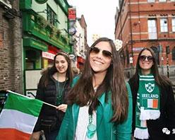 在爱尔兰呆久了,人是会受到潜移默化改变的......