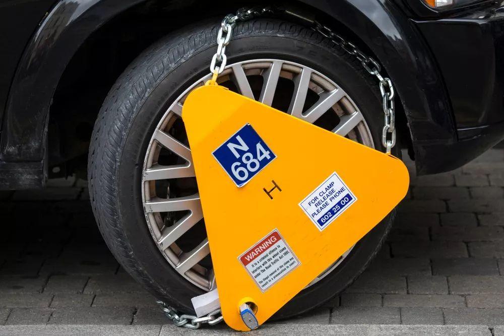平均每天锁130辆!都柏林违章停车高发地排行榜出炉