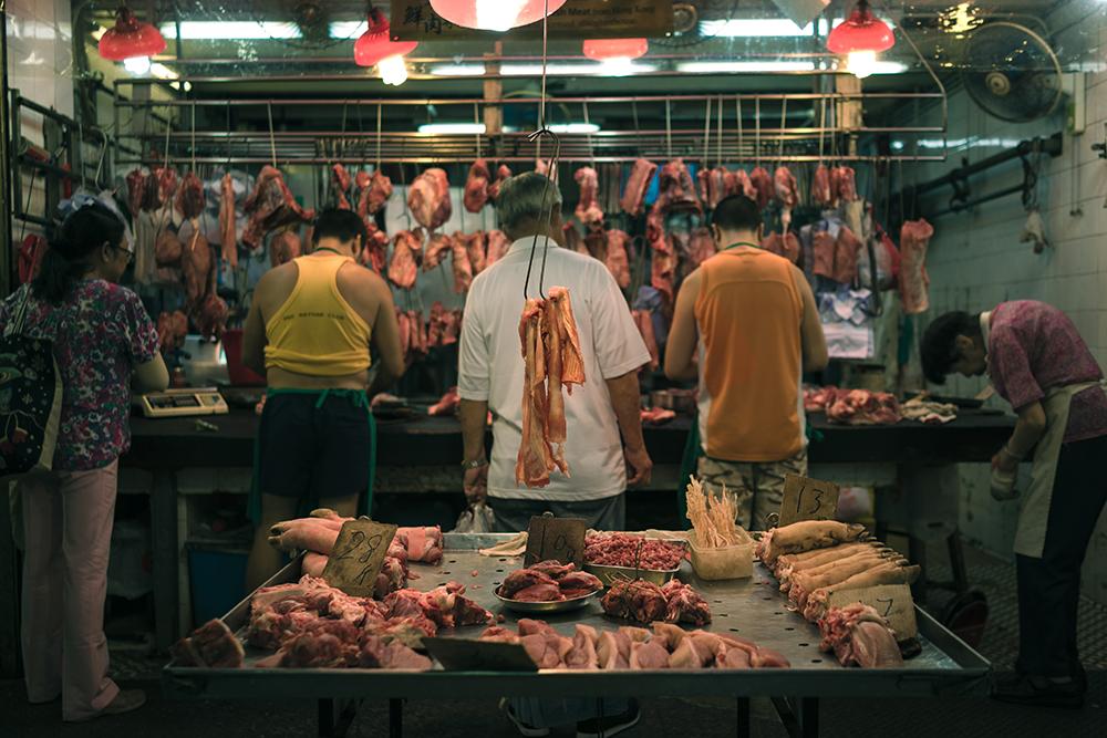 孙杨10年不吃猪肉?食品丑闻频发...关于食品安全我们差在哪?