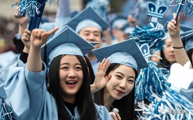 中国赴美留学生增长10年最低:美国有点捉急,欧洲忙笑纳